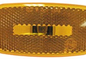 Peterson SIDE LENS AMBER