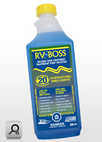 Rv Boss Concentrated Formula 600 Ml 20 29 Fl Oz Us Vr Expert