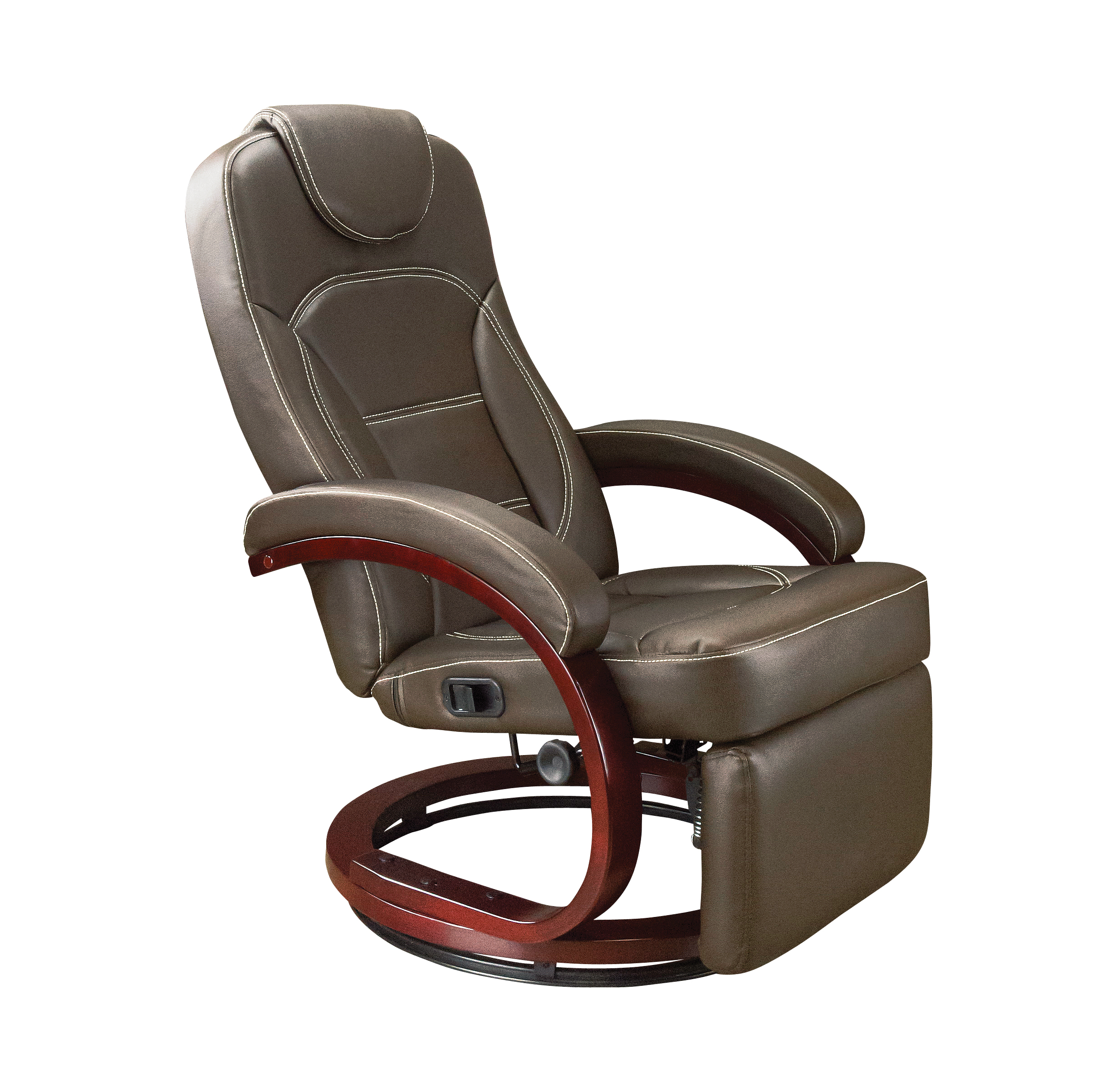 Merveilleux ... XL Euro Recliner Chair With Footrest U2013 Brookwood Chestnut. 426798 ...
