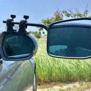 aero II towing mirror