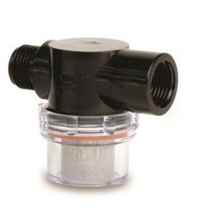 Crépine de pompe à eau douce